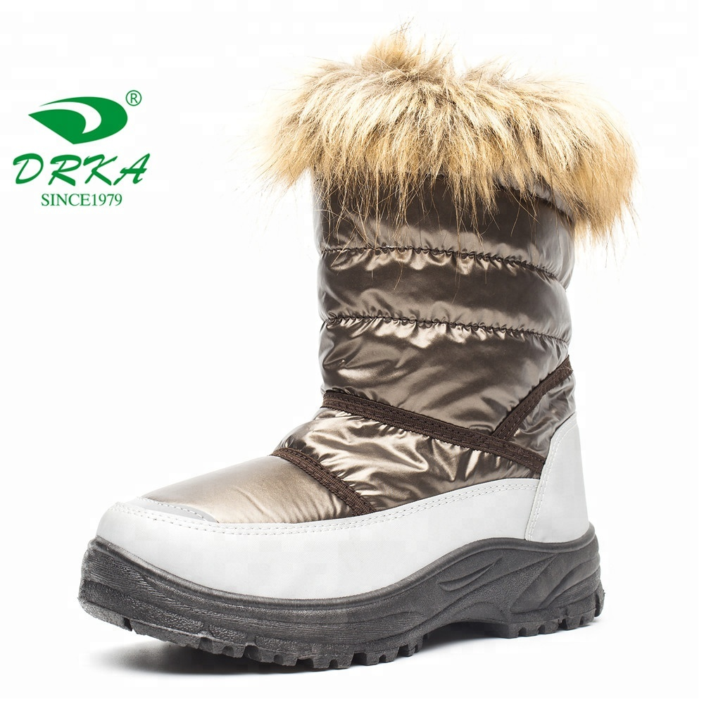 DRKA Factory Store wholesale comfortable lady women snow <strong>boots</strong>