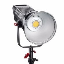 The Aputure LS C300d COB Strongest LED Video Light with Bowens mount, easy to equipped with diffusor accessory