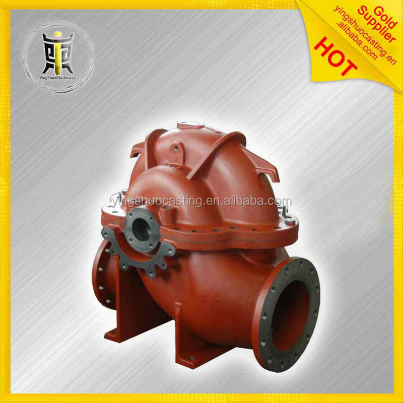 high pressure water pump for fire engine