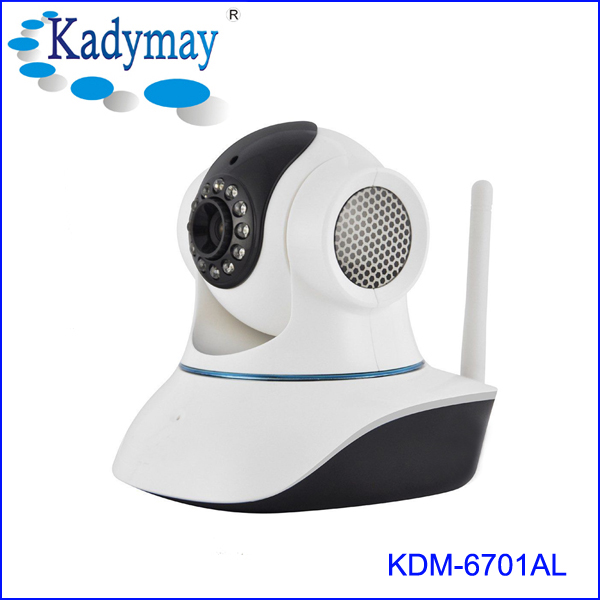 Considerable product home security 720P 1.0 megapixels Wifi Pan &tilt IP Camera