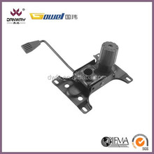 swivel chair height adjustable mechanism with back connection steel plate GH008