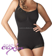Hot Sale Adjustable Straps Underbust Shapewear With Open Crotch