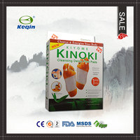 body relief kinoki foot patch bodypure detox CE FDA Approved