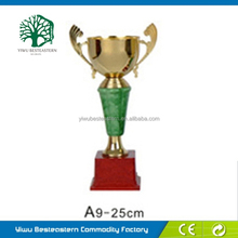 Metal Statue Cups And Trophies, Flower Metal Trophy Cup, Top Quality Metal Trophy Figurines Cup