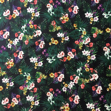 china textile polyester Digital printing brushed fabric for clothing