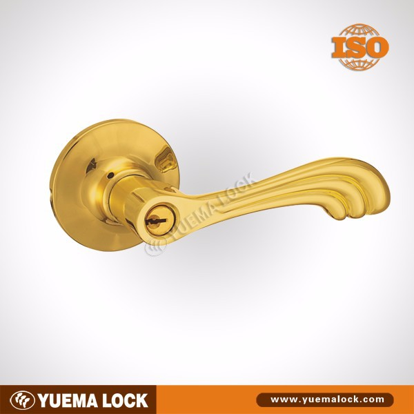 813/ Zinc alloy/ cerraduras tubular/ lever handle lock