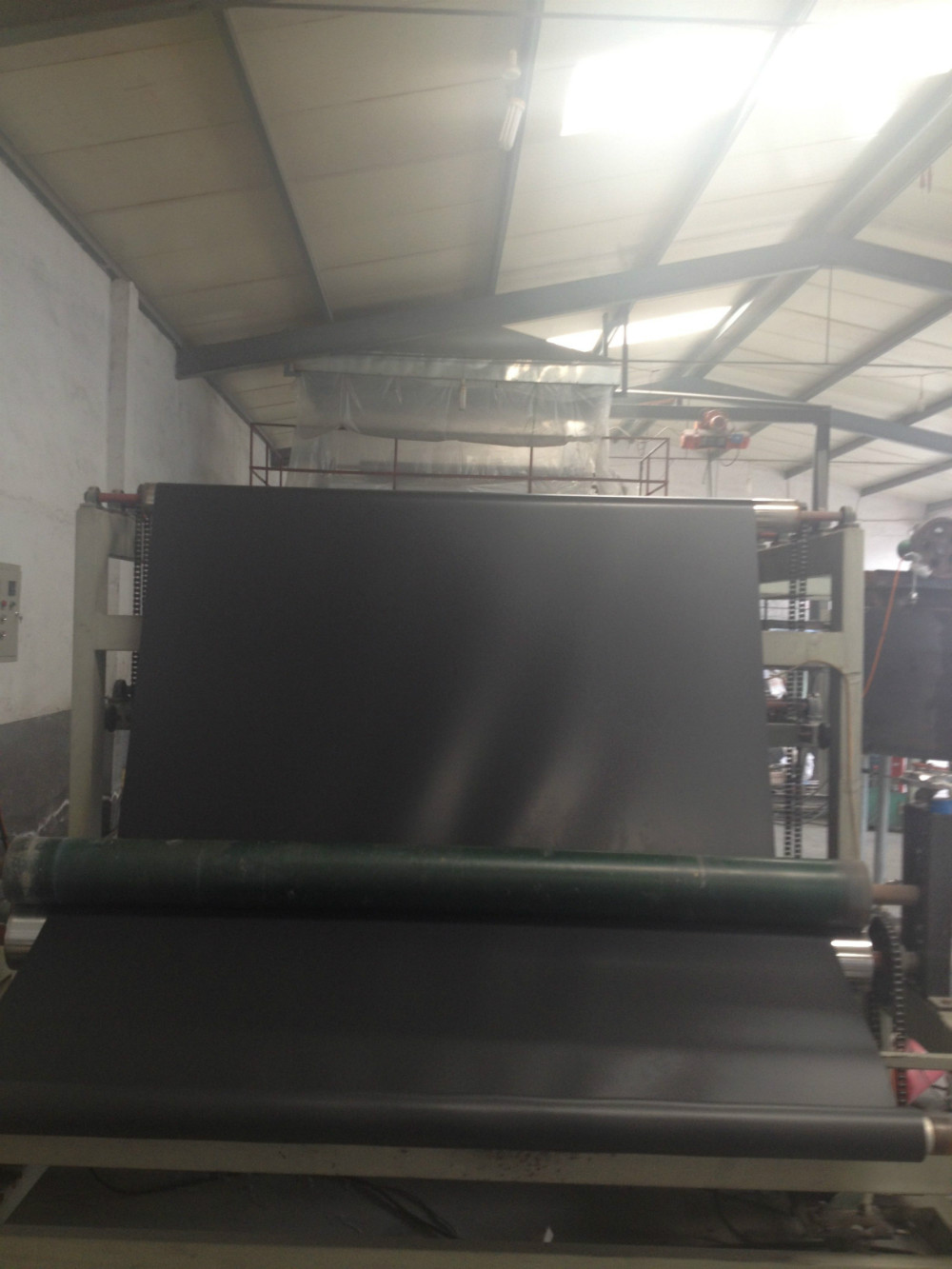 flexible epdm membrane for roofing 1.2mm thick black ASTM STANDARD