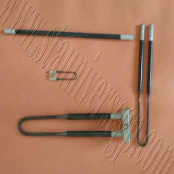 STA 1700C 1800C 1900C U W special type MoSi2 heating elements heater