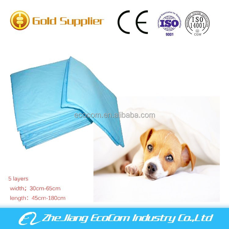 China breathable in-irritation disposable Pet puppy dog pee training pad
