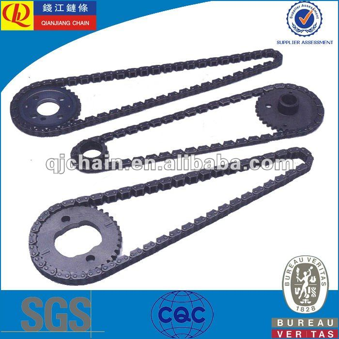 Superl Materials Timing Chain for motorcycle car engine motor