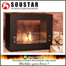 2017 free standing bio ethanol fireplace stoves wood burning