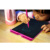 8.5''LCD Writing Board, Portable Paperless Rewritten Digital Graphics Tablet Pad Notepad for Drawing,Note,Memo,Remind,Message,Dr