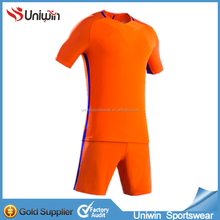 2016 European Cup Holland Home Jersey Holland Orange Football Jersey