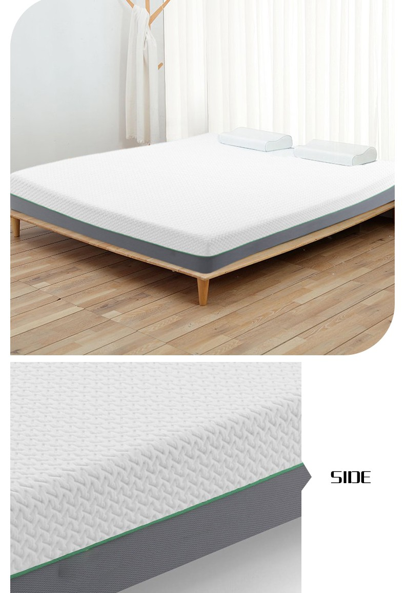 2019 Punk hotel high density foam pocket spring medium factory sale latex gel memory foam mattress made in china - Jozy Mattress | Jozy.net