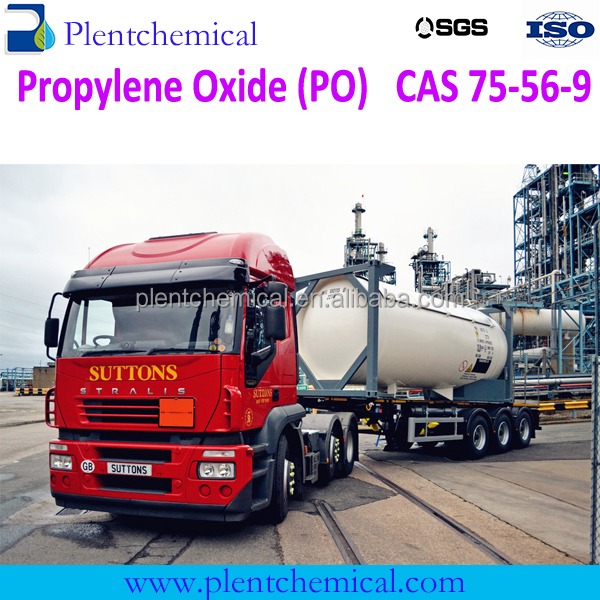 Propylene Oxide 75-56-9 biggest exporter from China