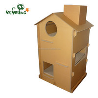 Unique style special lovely mouth cute pet cat house