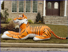 2015 outdoor inflatable tiger cartoons/inflatable cartoon/inflatable costumes inflatable cartoons
