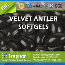 500mg Deer Antler Velvet Essence Extract Softgels Pellets