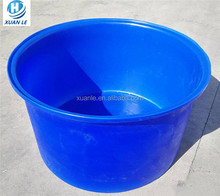 Home used plastic round betta fish tanks for wholesales