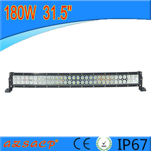 Guangzhou factory supply 180w curved led light bar mounting bracket with good price