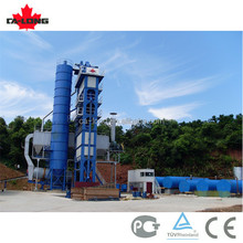 160t/h CL-2000 hot mix asphalt machine, asphalt plant