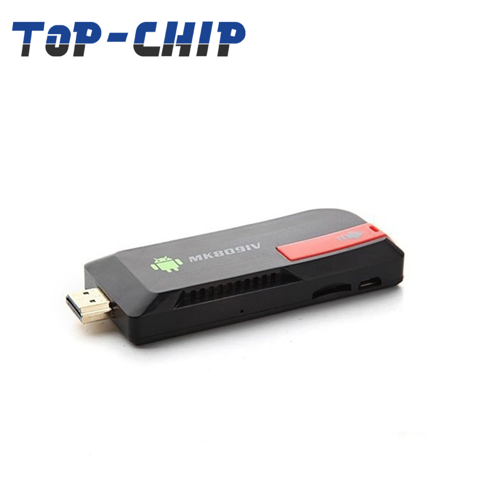 MK809 series quad core Mini PC, Android 5.1 network player, Bluetooth high-definition TV stick, mk809IV