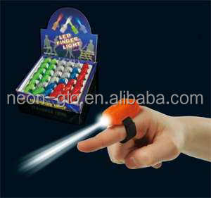 Magic Finger Lights with Flashing Light form Wonderful Enterprise