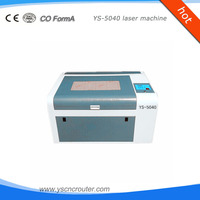 co2 laser engraving and cutting machine mini crafts laser engraving machine