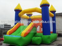 Inflatable Jumping bed/inflatable bouncer/inflatable bouncer slide