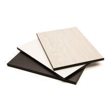 China industrial best kraft paper high pressure compact laminate hpl sheets with good price