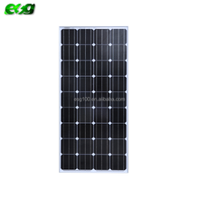 Hign conversion efficiency 100w monocrystalline solar panel price