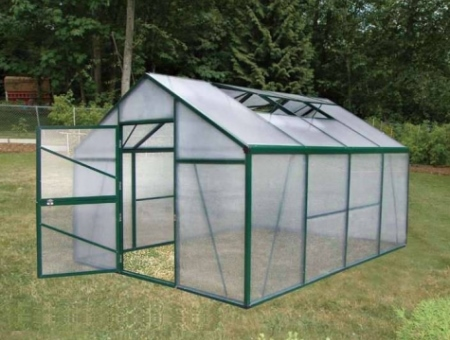 Harvest Hobby Greenhouse 13' W x 13' L