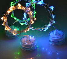 Micro Mini Led Submersible Copper Wire String Lights for Wedding Decoration