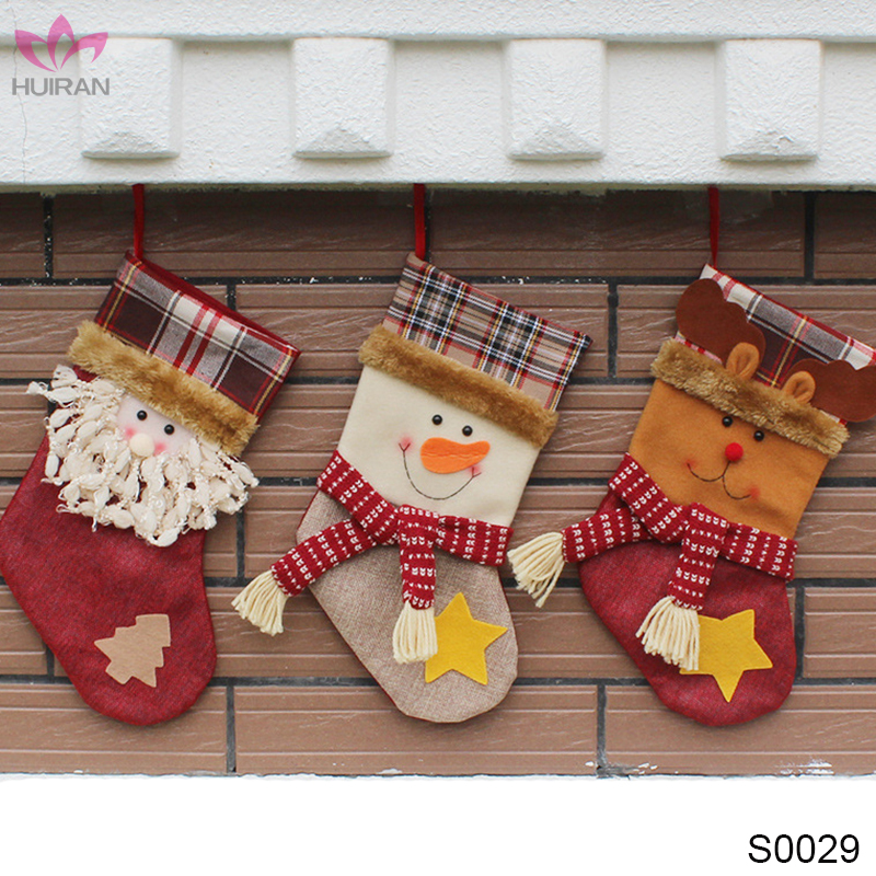 Christmas Stocking Gifts Stock Christmas Decoration 2017
