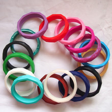 King Sage Teenager Fashion Silicone Sport Bracelet