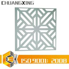 Galvanized sheet sheet metal fabrication table decorated hole perforated metal