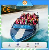 CCS CE certification New Zealand Style 8m Jet boat