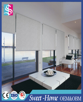 2016 hot sale roller blind curtain,ready roller blind,window roller blind and curtains