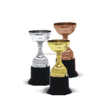new model silver and gold metal trophy and award metal/high quality trophies and medals wholesale