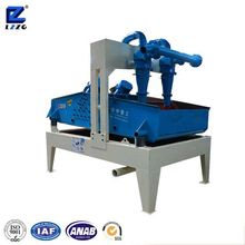 Mud Recycling System, Sludge Extraction Machine With Mining Slurry Pump