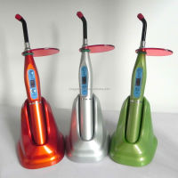 LED Dental Curing Light/dental equipment with various colors