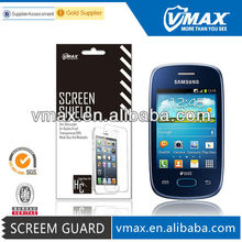 2014 Newest Cell Phone screen protector for Samsung Galaxy Pocket neo s53 oem/odm (High Clear)