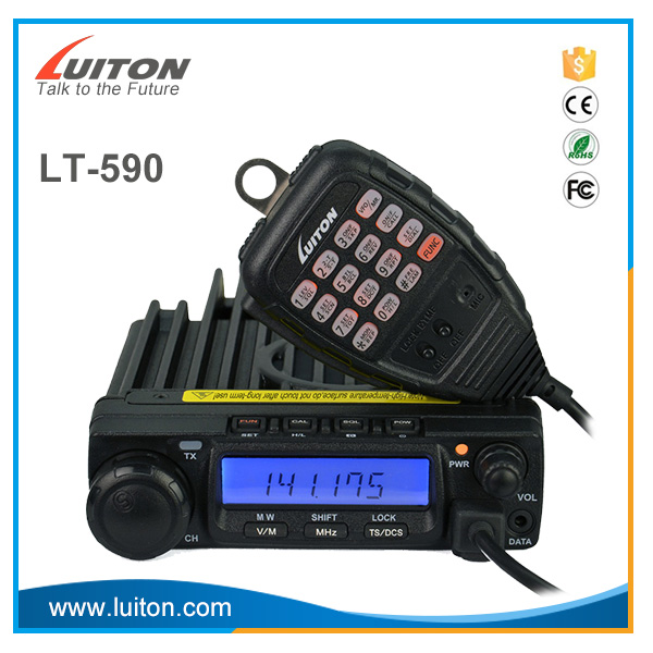 best selling products Luiton LT-590 65w vhf uhf mobile radio