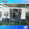 slant bed cnc lathe machine tool equipment price and specification TCK7550D