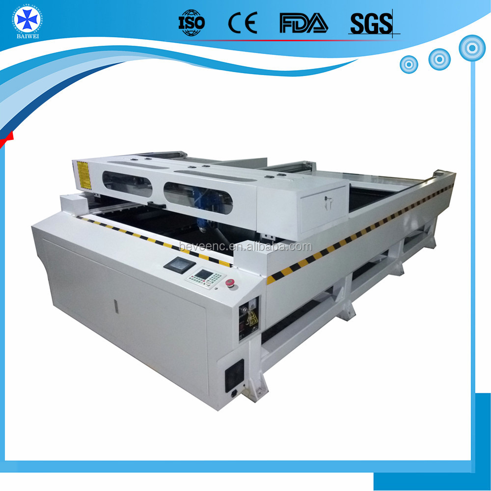 cheapest! Auto feeding laser cutting machine 1600 x 1000 1610 CO2 laser engraver /laser cnc router machine with CE Approved