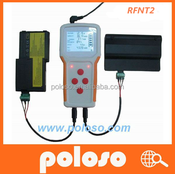 Intelligent battery tester / analyzing machine for DELL HP IBM ACER ASUS LENOVO laptop