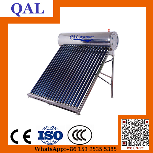 18tubes Highest quality system solar water heater price allibaba com
