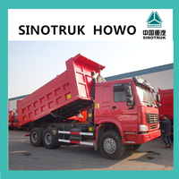 2015 New Factory Price 336/371hp Sinotruck Dump Truck