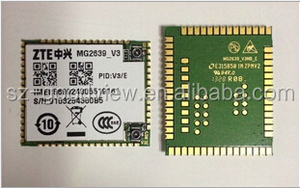 Integrated Circuits MG2639 GPS/GSM module