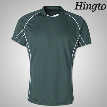 Customized design toulon cheap blank rugby shirt buy for Custom make shirts cheap